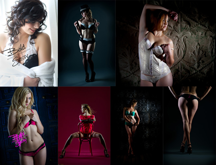 Boudoir Photographers in Cambridge and Guelph