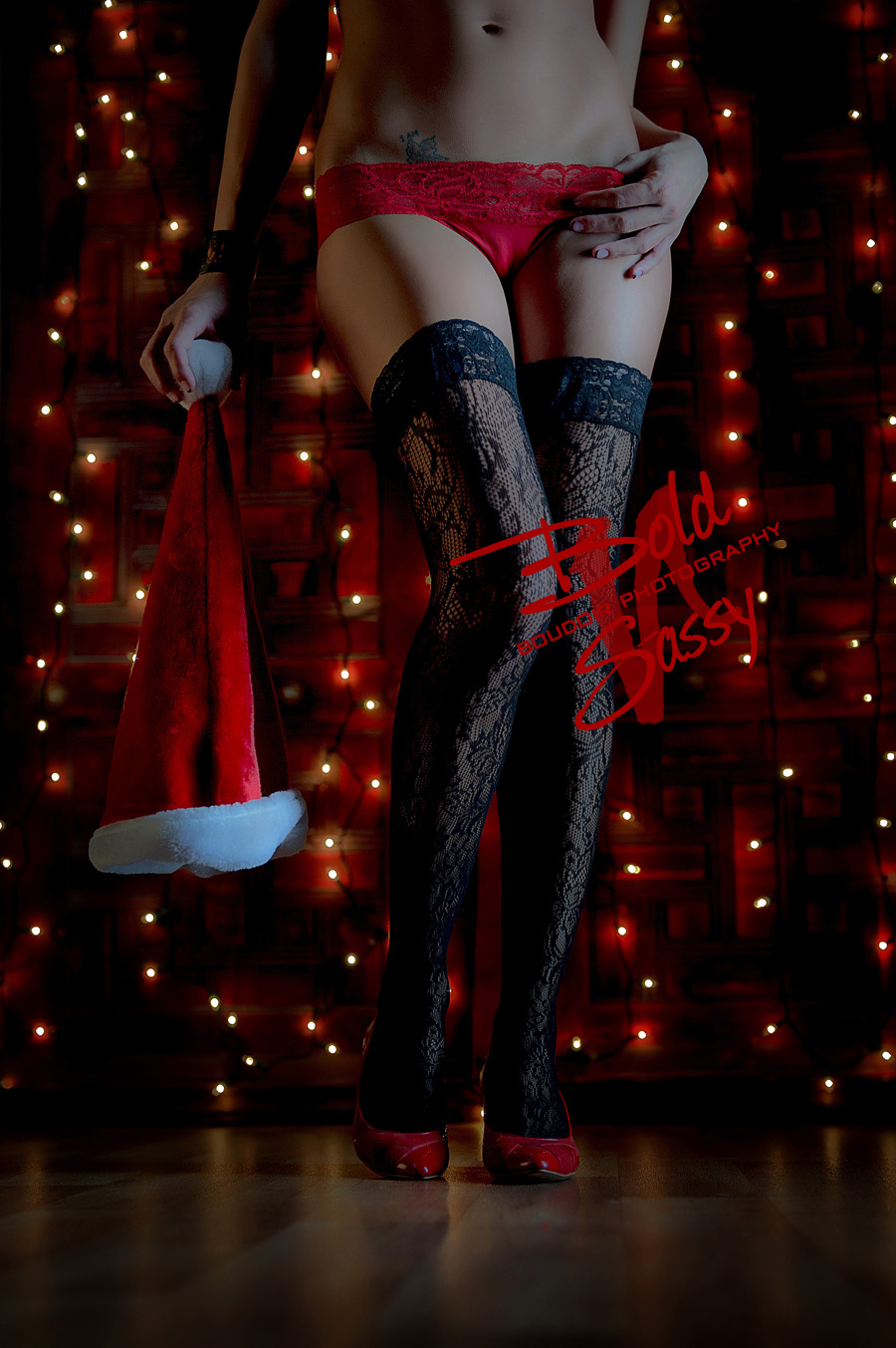 Christmas Boudoir Photography Specials Guelph Kitchener Waterloo